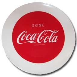Have A Coke Coca-Cola Dessert Salad Plate 4 Pk front-463965