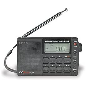 CC SWPocket AM/FM Shortwave Pocket Radio