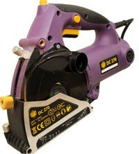 Exakt saw DC270 - Brand new Deep Cut Saw - Cuts up to 26mm
