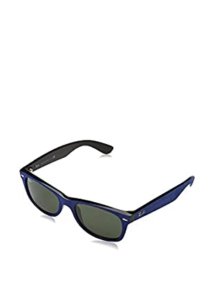 Ray-Ban Gafas de Sol 2132 _6239 NEW WAYFARER (52 mm) Negro / Azul / Verde