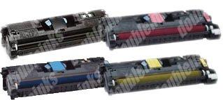 Toner Eagle Combo Pack Remanufactured HP C9700A/C9701A/C9702A/C9703A Reman (1 BLK+3 CLR) at Sears.com