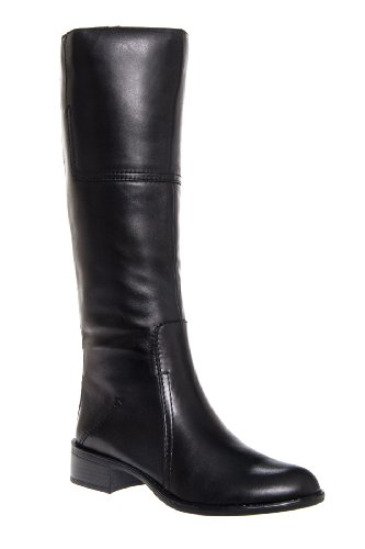 Franco Sarto Cristo Tall Low Heel Leather Boot