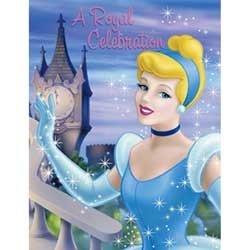 Cinderella Stardust Invitations (8)
