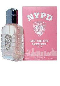 NYPD New York City Police Dept. For Her POUR FEMME par Parfum & Beaute - 100 ml Eau de Toilette Vaporisateur
