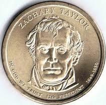 2009-D Uncirculated Zachary Taylor Dollar