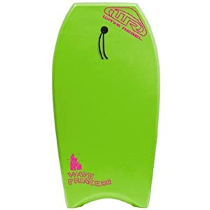 Wave Rebel Women's Wave Princess 39 Inch Body Board by Wave Rebel