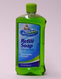 MR CLEAN REFILL SOAP