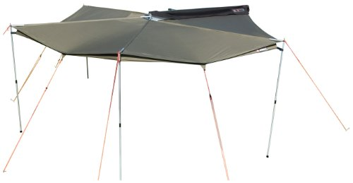 Rhino Rack Right Hand Piece Foxwing Awning