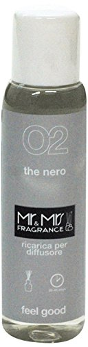 Mr&Mrs easy fragrance 002 Malaysia the nero 詰め替えボトル100ml