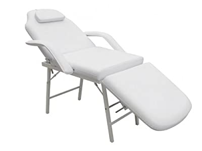 "Giantex73"" Portable Tattoo Parlor Spa Salon Facial Bed Beauty Massage Table Chair"