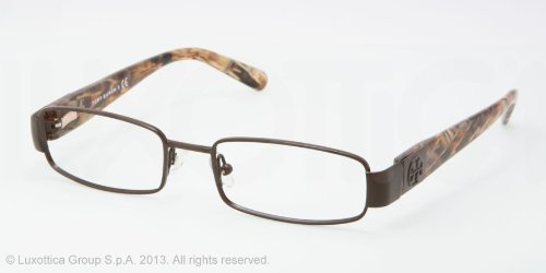 Tory Burch Tory Burch TY1023 120 Eyeglasses Lt Brown Demo Lens 50-17-135