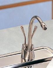 Franke LB-2080 Hot Water Dispenser, FRNCSTR Filter system, and FRX-02 Filter