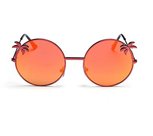 Mr Rabbit Unisex Coconut Tree Shapped Frame Fashion Wear Sunglasses (Airbake Loaf Pan compare prices)
