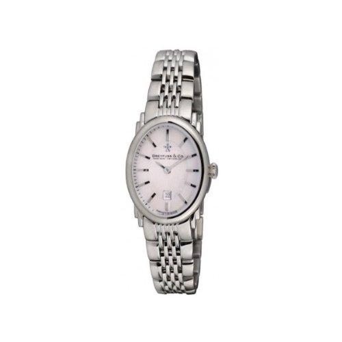Dreyfuss Ladies Bracelet Watch DLB00044-06