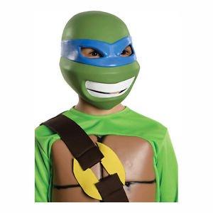 [Teenage Mutant Ninja Turtles Leonardo 3/4 Child Costume Mask Rubies 4974] (Jack Torrance Costume)