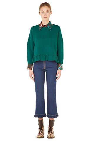 Manoush -  Vestito  - Donna Anatra verde XS