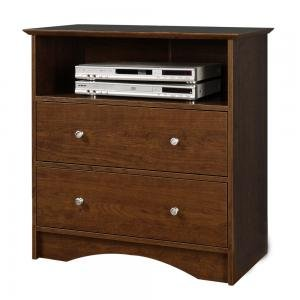 Cheap Entertainment Center TV Stand in Medium Brown Finish (AZ00-50590×31593)