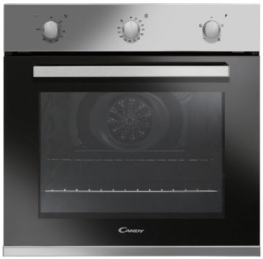 Candy FPE403/6X Built In Electric Single Oven - Stainless Steel. It Will Perfeclty Look Great Built Into Your Kitchen