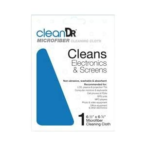 Clean Dr. Microfiber Cleaning Cloth