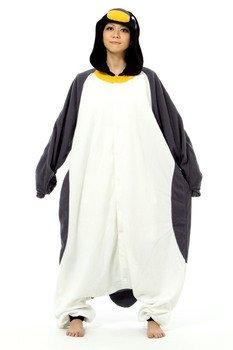 フリース着ぐるみ!ペンギン!