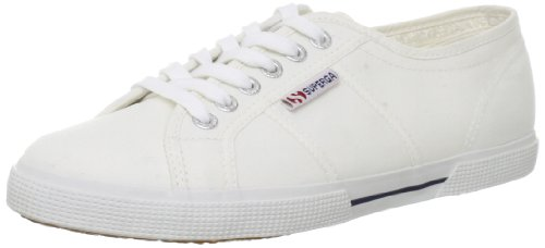 Superga 2950 Cotu - Sneakers unisex, Bianco (900 White), 41