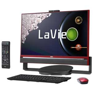 LaVie Desk All-in-one DA770/AAR PC-DA770AAR