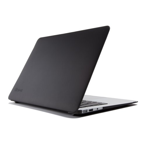 Speck SeeThru Satin MacBook Air 13-Inch Black (Fits Late 2010 and June 2011 Releases of MacBook Air 13 Inch), SPK-A0226