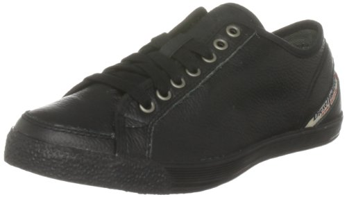 Diesel Women's Nostalgia Black Trainer 00YF08 4 UK