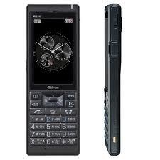 新品 未使用 au W63K カメラ付き マジェスティックブラック  携帯電話 白ロム 京セラ
