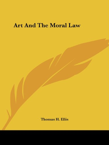 Art and the Moral Law