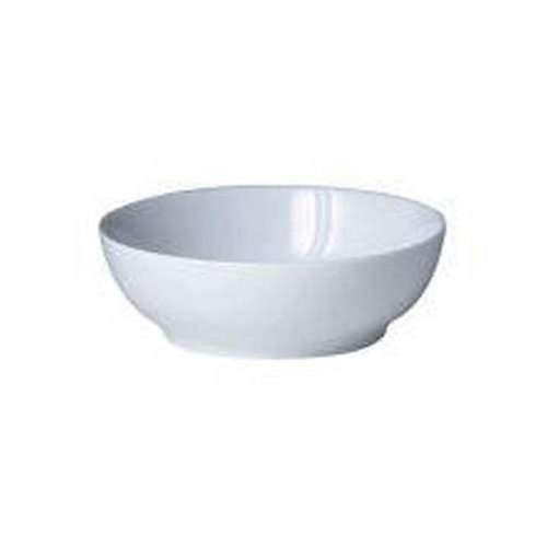 Denby White Soup/Cereal Bowl