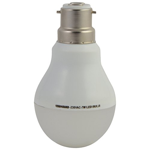 6W Cool Day Light LED Bulb