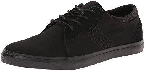 reef-ridge-zapatillas-hombre-negro-black-black-42