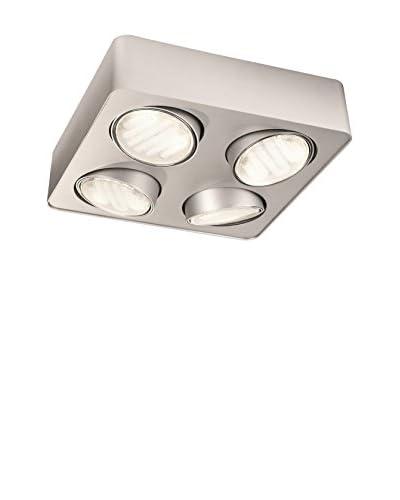PHILIPS Deckenlampe Ecomoods aluminium