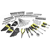 Craftsman Evolv 200 Piece Mechanic's Tool Set All in One with Hard Case (Tamaño: full size)