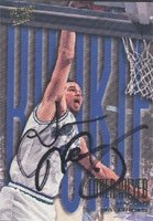 Loren Meyer Dallas Mavericks 1996 Fleer Ultra Autographed Hand Signed Trading Card -... by Hall+of+Fame+Memorabilia