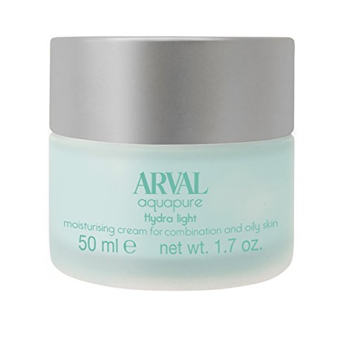 Arval Aquapure Crema Idratante Pelli Miste e Grasse - Vasetto 50 ml