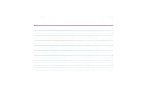idena-375035-cartoncini-a-righe-per-schedario-formato-din-a5-confezione-da-100-pezzi-bianco