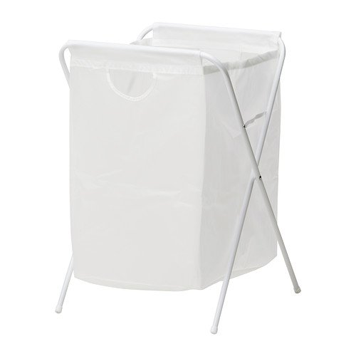 ikea-jall-laundry-bag-with-stand-white-70-l
