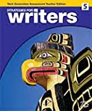 img - for Strategies for Writers: Next Generation Assessment Edition Level 5 book / textbook / text book
