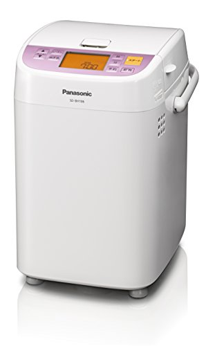 Panasonic Home Bakery Loaf Type Pink White Sd-bh106-pw (Home Bakery Panasonic compare prices)
