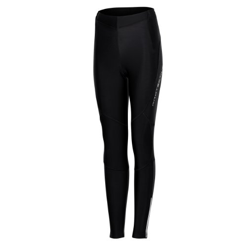 Protective Lang Lola Womens Tights with Padding - UK 18, Black