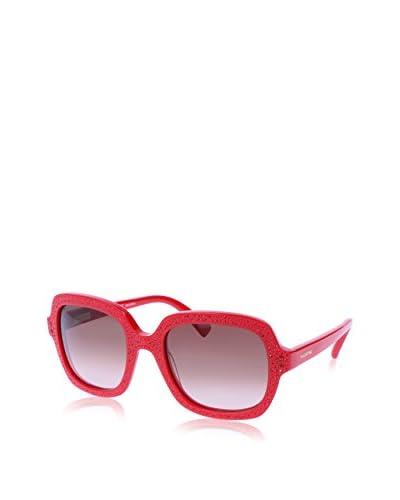Valentino Gafas de Sol V680SR 53 (53 mm) Rojo