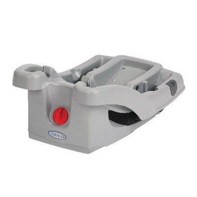 Graco Snugride Click Connect 30/35 Lx Infant Car Seat Base, Silver
