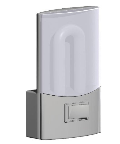 Fluorescent Light Goes On And Off: Stanley 32250 Compact Fluorescent Night Light With On/Off
