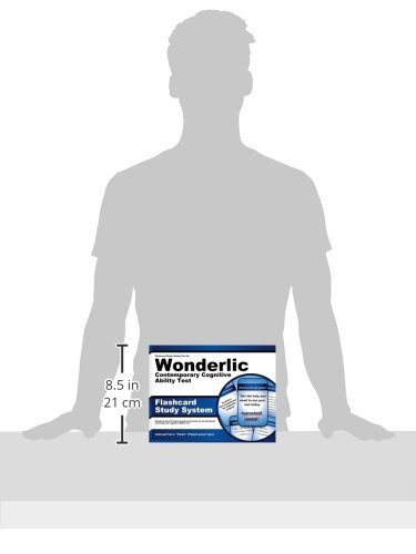 Flashcard Study System for the Wonderlic Contemporary Cognitive Ability Test: Wonderlic Exam Practice Questions and Review for the Wonderlic Contempor