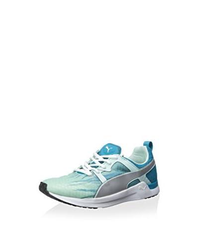 Puma Women's Pulse Xt Fade Sneaker, White, 37 M EU/6.5 M US
