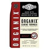 C&P's Organix Canine Adult Formula Dry Dog Food