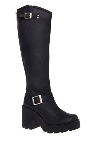 Alyssa Mid Heel Boot