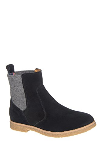 Zita Casual Low Heel Boot